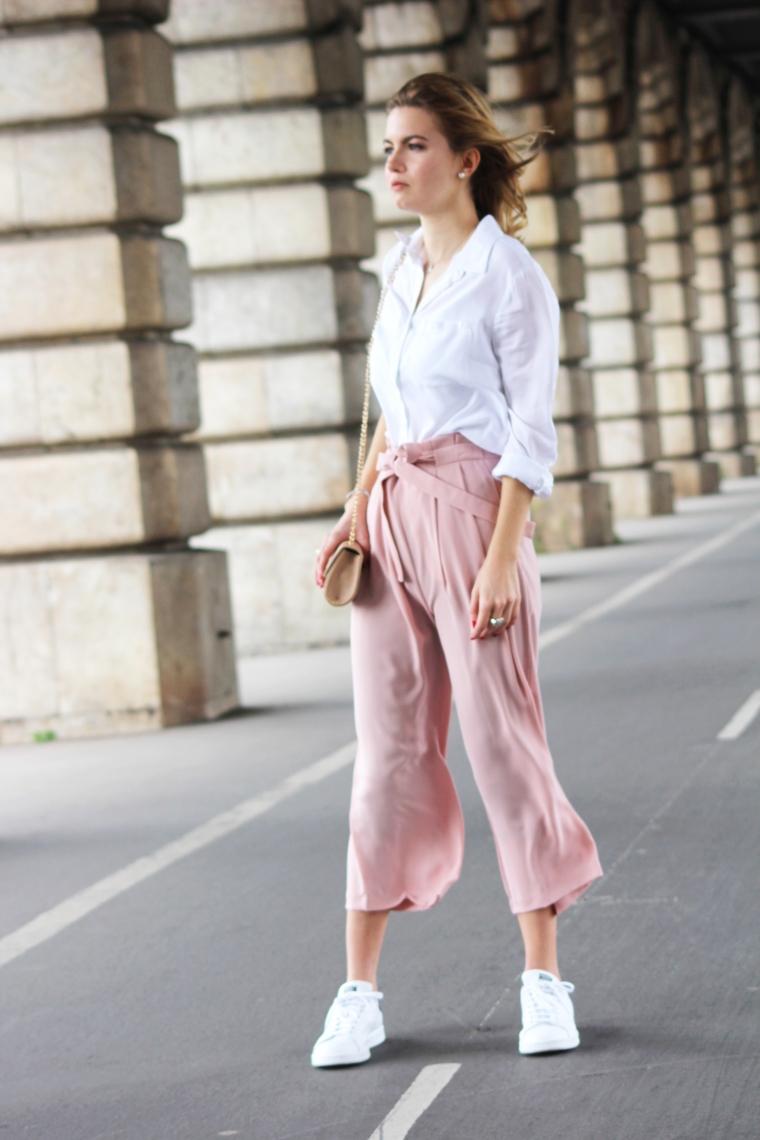 pantalon rose 006