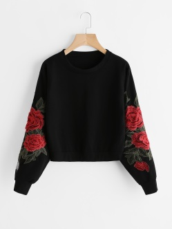 http://fr.romwe.com/Rose-Embroidered-Applique-Sweatshirt-p-241870-cat-673.html?utm_source=fromkat.com&utm_medium=blogger&url_from=fromkat