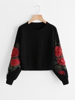 http://fr.romwe.com/Rose-Embroidered-Applique-Sweatshirt-p-241870-cat-673.html?utm_source=fromkat.com&utm_medium=blogger&url_from=fromkat