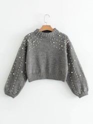 http://fr.shein.com/Lantern-Sleeve-Faux-Pearl-Crop-Sweater-p-395877-cat-1734.html?utm_source=fromkat.com&utm_medium=blogger&url_from=fromkat