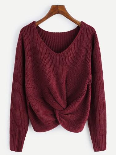 http://fr.romwe.com/V-neckline-Twist-Front-Chunky-Sweater-p-250679-cat-755.html?utm_source=fromkat.com&utm_medium=blogger&url_from=fromkat