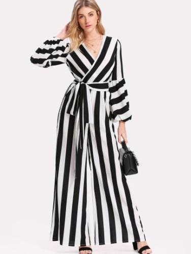 http://fr.shein.com/Bishop-Sleeve-Striped-Wrap-Jumpsuit-p-425090-cat-1860.html?utm_source=fromkathweb&utm_medium=blogger&url_from=fromkathweb_fr