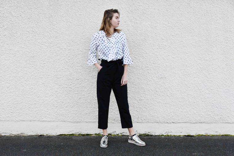 blouse a poid zaful001