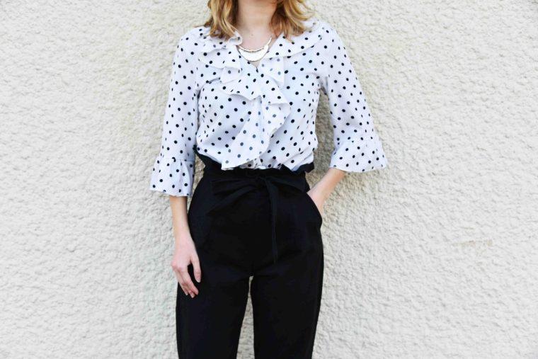 blouse a poid zaful002