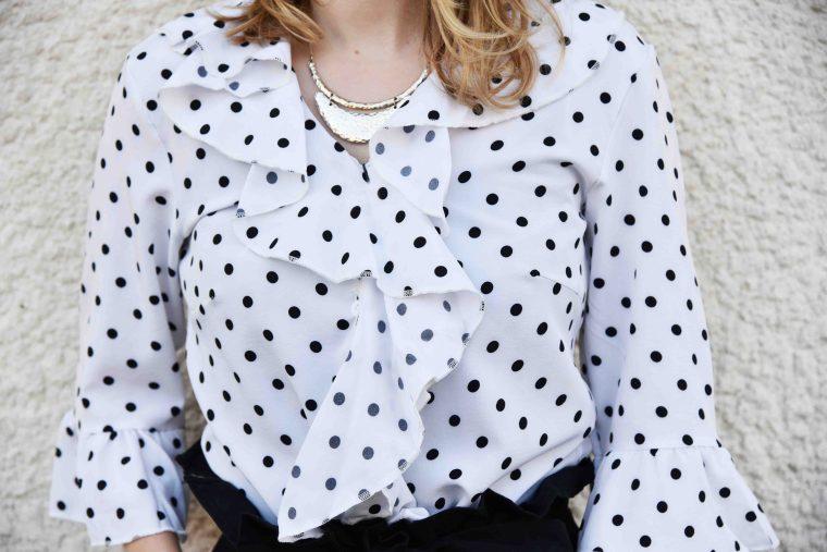 blouse a poid zaful006