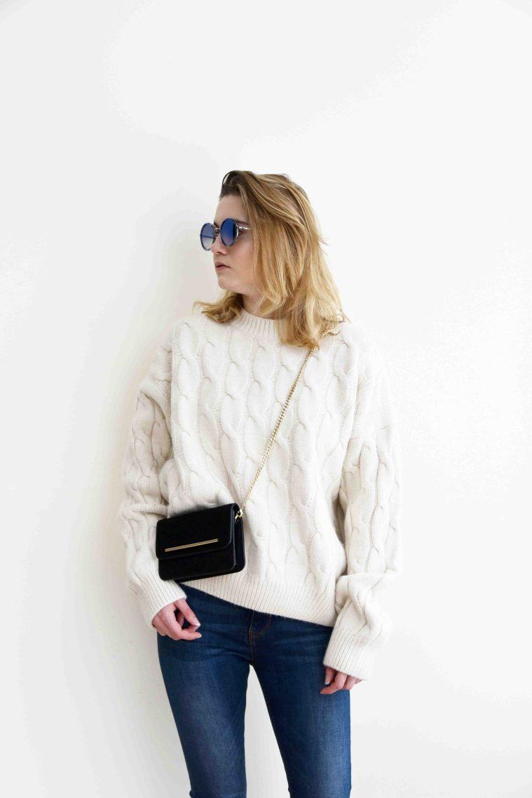 pull blanc zaful001