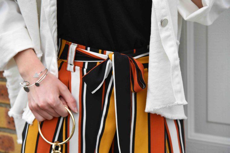 Vest jean blanches shein 004