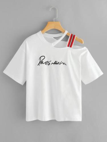 https://fr.shein.com/Striped-Tape-One-Shoulder-Letter-Embroidered-Tee-p-478955-cat-1738.html?utm_source=blog&utm_medium=blogger&utm_campaign=fromkathweb_fr&url_from=fromkathweb_fr